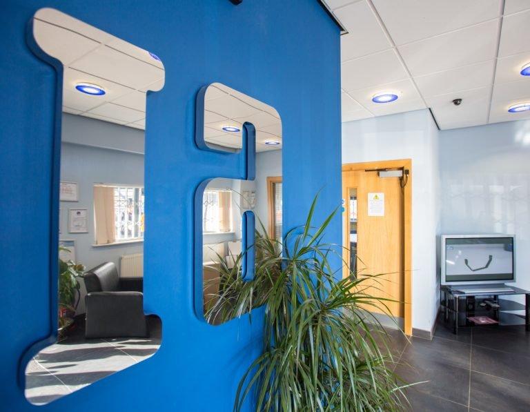 Industrial Ancillaries reception area