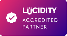 Genus are a Lucidity accredited partner